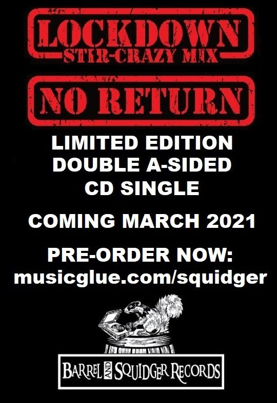 Lockdown CD advert